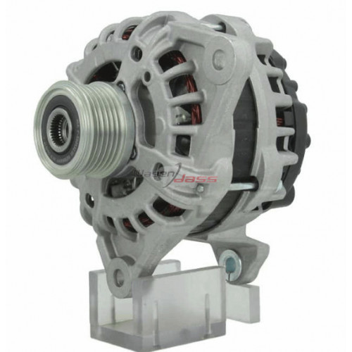 Alternator replacing BOSCH F000BL0706 / F000BL07K9 / FIAT 504385137 / IVECO 504385137