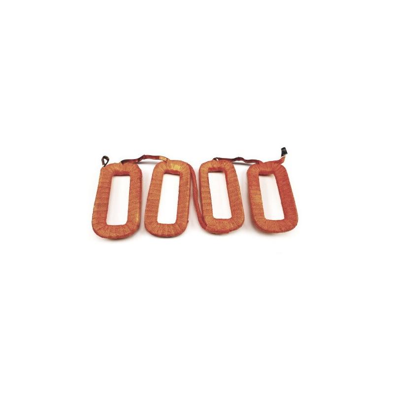 Field coil for starter Paris-rhone D8E14 / D8E26 / D8E29 / D8E34 / D8E44 / D8E46
