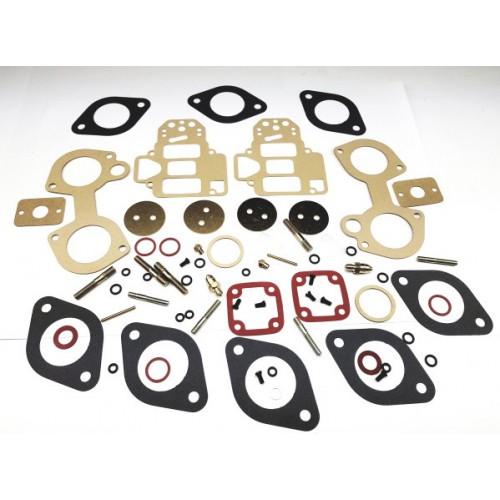 Kit for carburettor 2x40DCOE on Alfa roméo 2000 GT Spyder