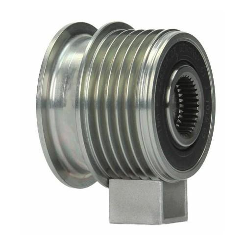 Riemenscheibe INA für lichtmaschine VALEO a13vi202 / sg9b038 / sg9b039