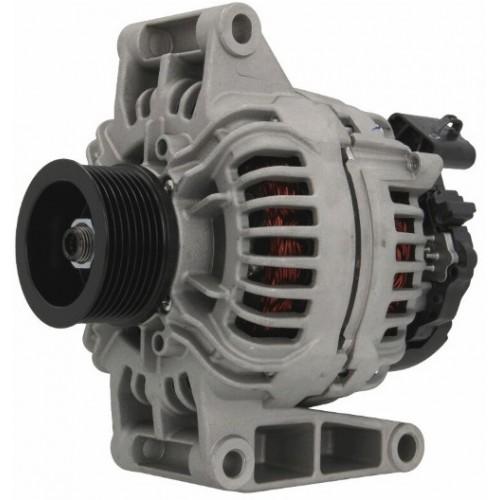 Alternator replacing A0001506950 / 0124655236 / 0124655235 / 0001506950