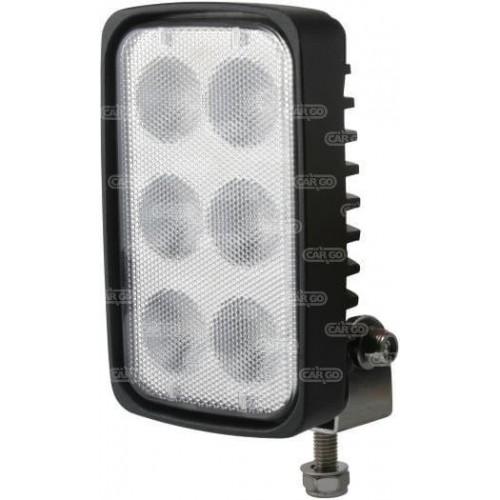 LED Arbeitsscheinwerfer ersetzt RE154898 / RE154902 / RE154904 / 31636910