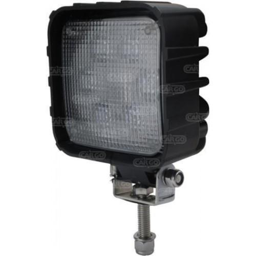 Phare de travail á LED 27 W / 6 LEDS