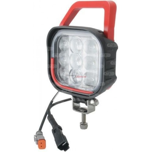LED Work Lamp W 22 / Type 9 LED