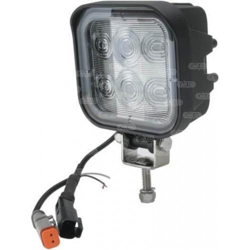 Feu de travail á LED W 40 / Type 6 LED / Voltage 12-36