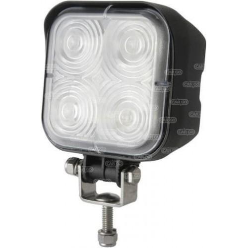 Feu de travail à LED 40 Watt / 4 LED