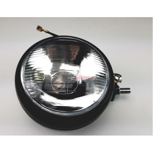 Head lamp round Right / left diameter 137mm for tractor