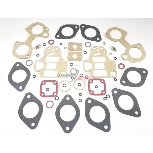 Service Kit for carburettor 2x40DCOE on Alfetta / Giulietta