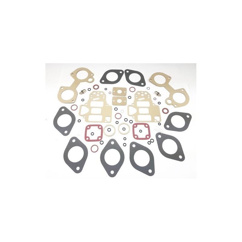 Pochette de joint pour carburateur 2x40DCOE sur Alfetta / Giulietta