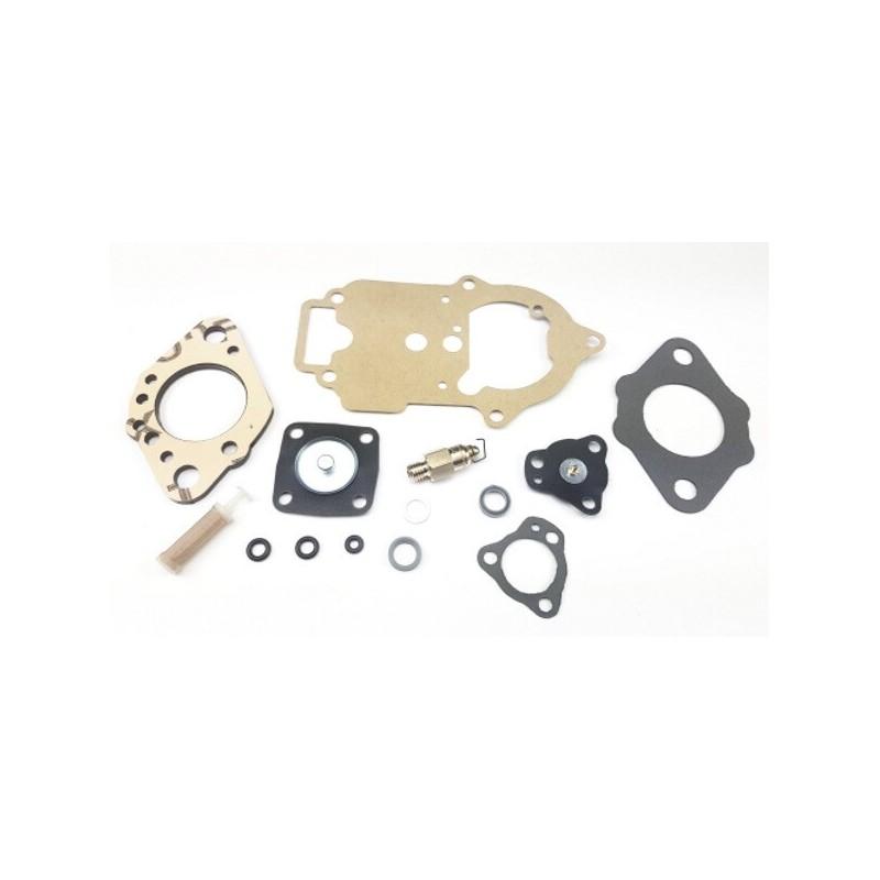 Service Kit for carburettor Weber 32 ICEV 50/250 for Fiat Panda