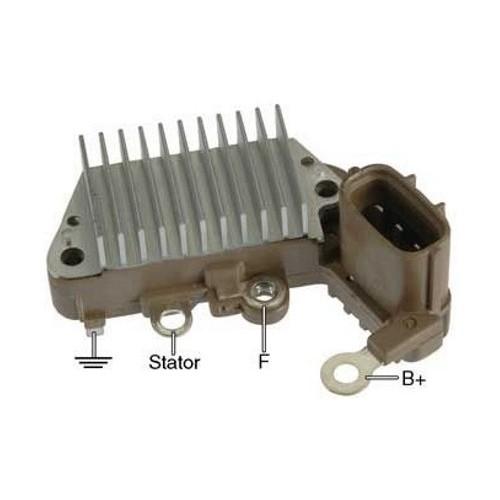 Regulator for alternator Denso 100211-4730 / 101211-1030 / 101211-1170