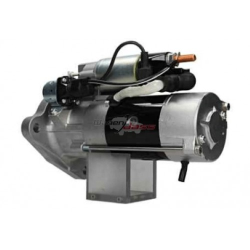 Starter Mitsubishi M009T61671 replacing 2995373 for Iveco Truck