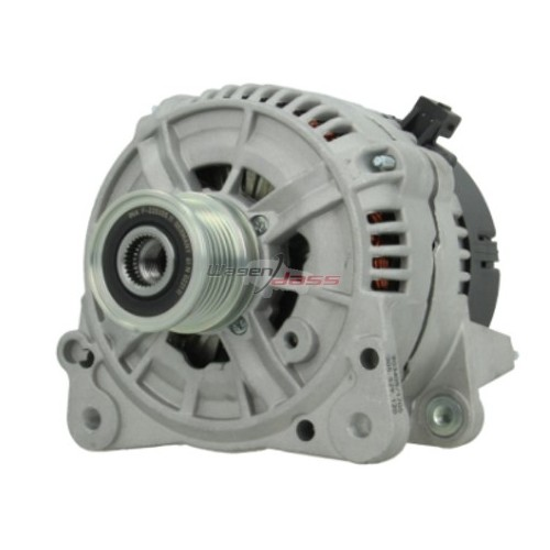Alternator replacing BOSCH 0123515020 / 0123515017