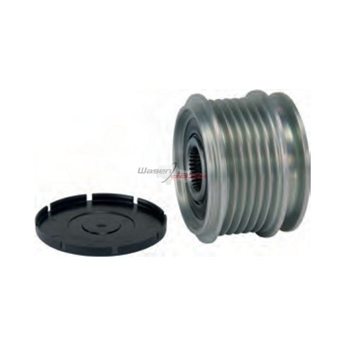Pulley for alternator Delco remy 13500582 / 13579663 / 13579666