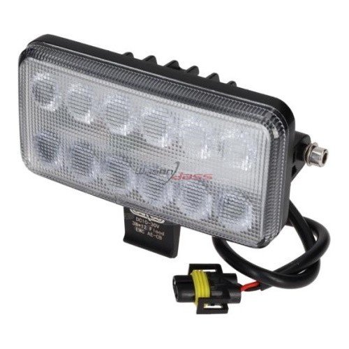 LED Work Lamp Watt 36, Amp 2.20/1.05, Voltage 10-30