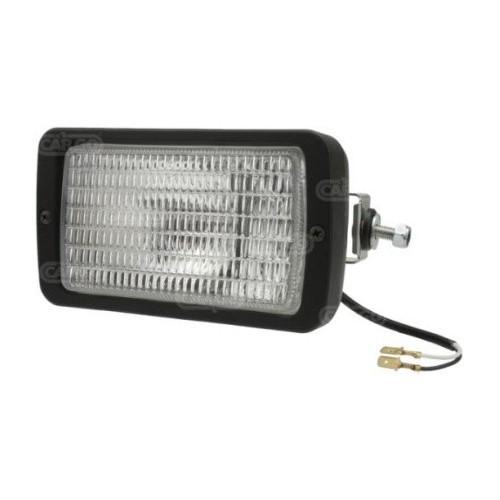 Work Lamp 12/24V / Rectangular