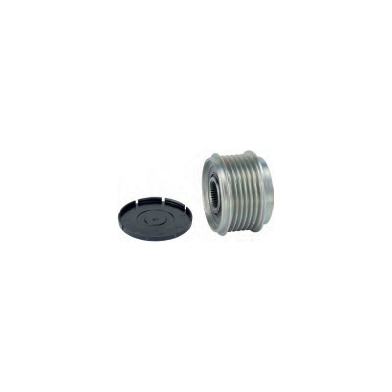 Freewheel Pulley INA for alternator A004TJ0581 / A004TJ0582 / A004TJ0582ZE / A4TJ0581