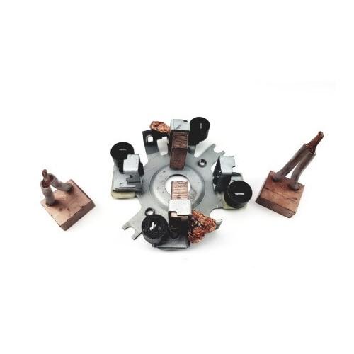 Kohlenhalter für Anlasser Marelli MT68AD / Iskra 11.130.403 / Prestolite 20500847