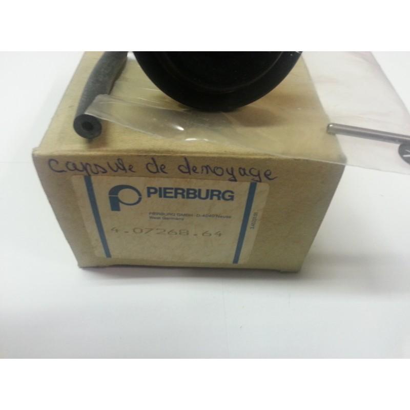 Capsule de denoyage Pierburg 4.07268.64.0