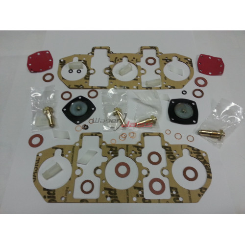 Service Kit for carburettor 40ida/ids3c-ids3c1 on Porsche 911