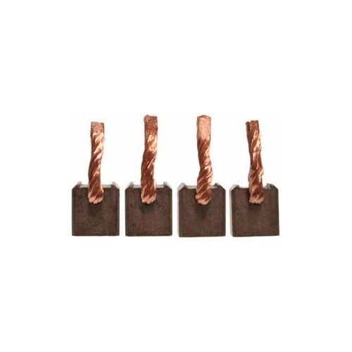 Brush set for starter DENSO 128000-2680 / 128000-2682 / 128000-5210