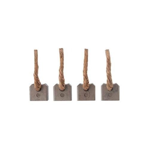 Brush set / - for starter DENSO 028000-5730 / 028000-8980 / 028000-9380
