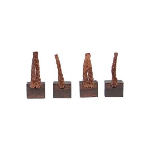 Kohlensatz / für anlasser VALEO D7G4 / D7GS10 / D7GS8 / D7GS9 / TS18E3