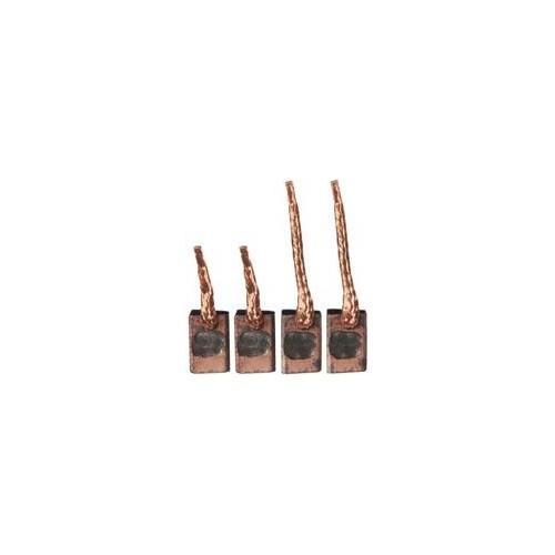 Brush set / brushes for starter VALEO D6G1 / D6G2 / d6g3 / D6G5