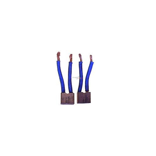 Brush set / brushes for starter PARIS-RHONE D8L11 / D8L19