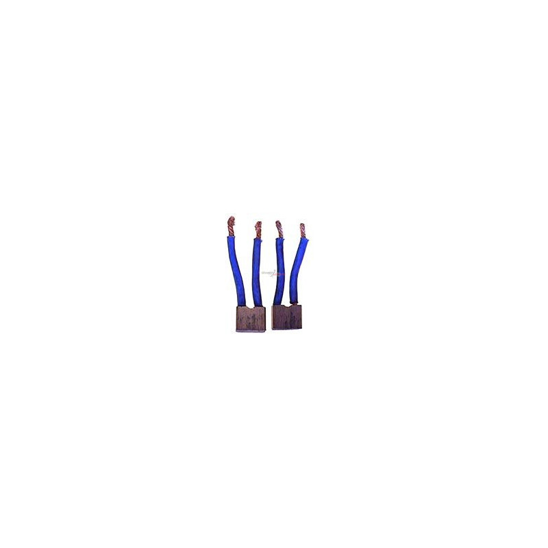 Brush set / brushes for starter PARIS-RHONE D8L11 / D8L19