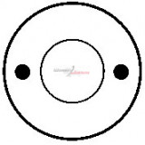 Solenoid / Contacteur For VALEO starter d9e131 / d9e132 / d9e43