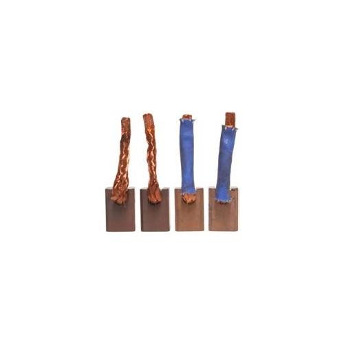 Brush set for starter MITSUBISHI M2T24181 / M2T24281 / M2T25581