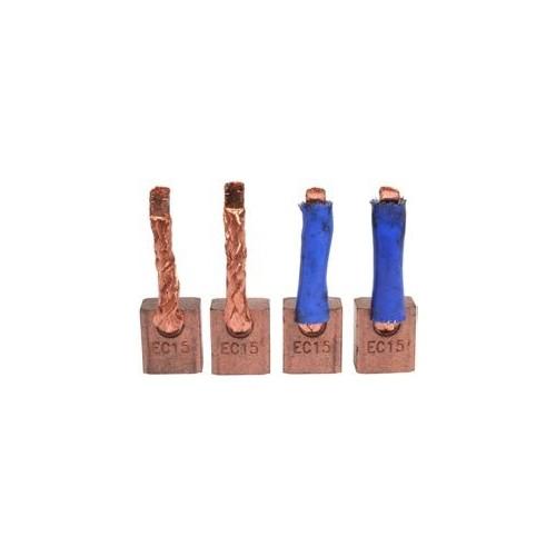 Brush set for starter MITSUBISHI m1t50171 / M2T52871 / M2TS0571