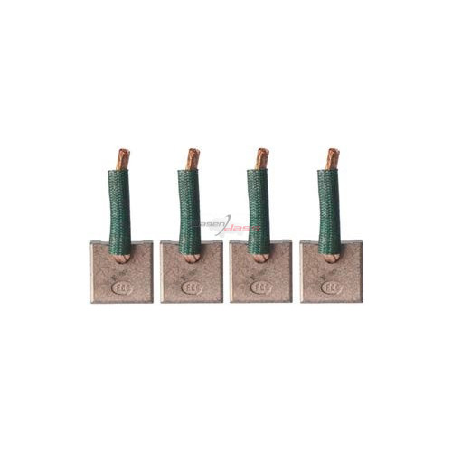 Brush set for starter MITSUBISHI M1T30271 / M1T93571