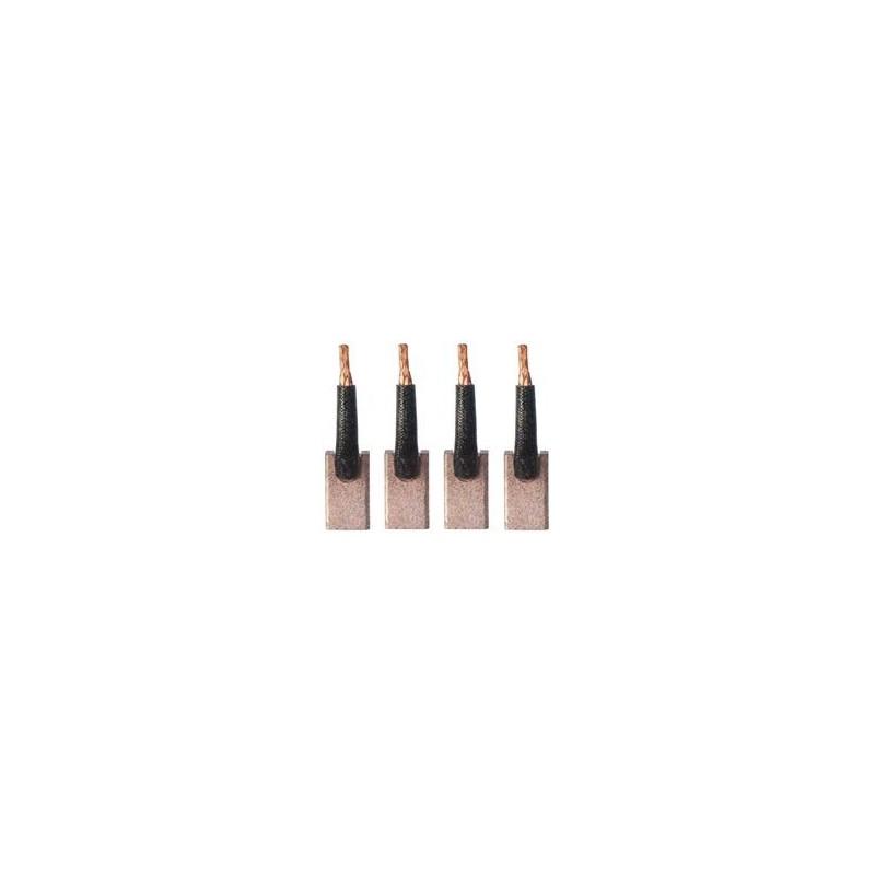Kohlensatz / - für anlasser MITSUBISHI M2T40081/MD066761