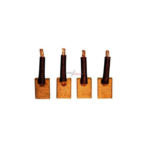 Brush set for starter MITSUBISHI M0T71981 / m0t82081 / M0T82081ZE