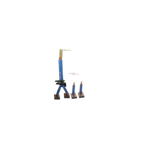 Brush set for starter MITSUBISHI m0t85381