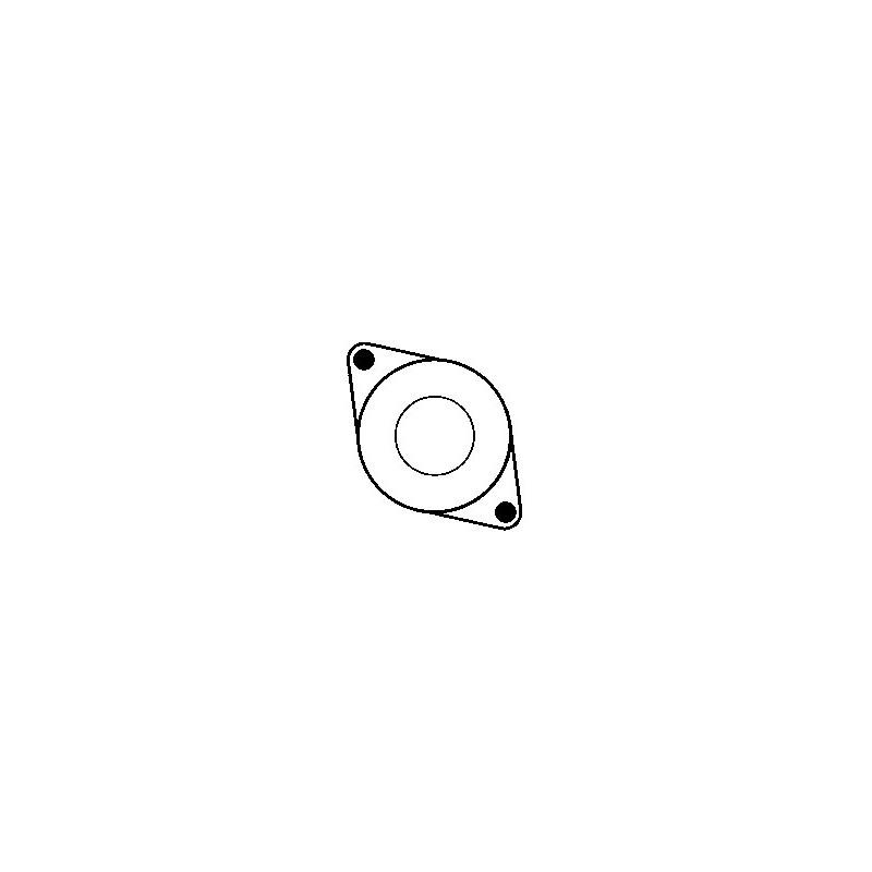 Solenoid for starter NIKKO 0-23000-0040 / 0-23000-0060 / 0-23000-0100