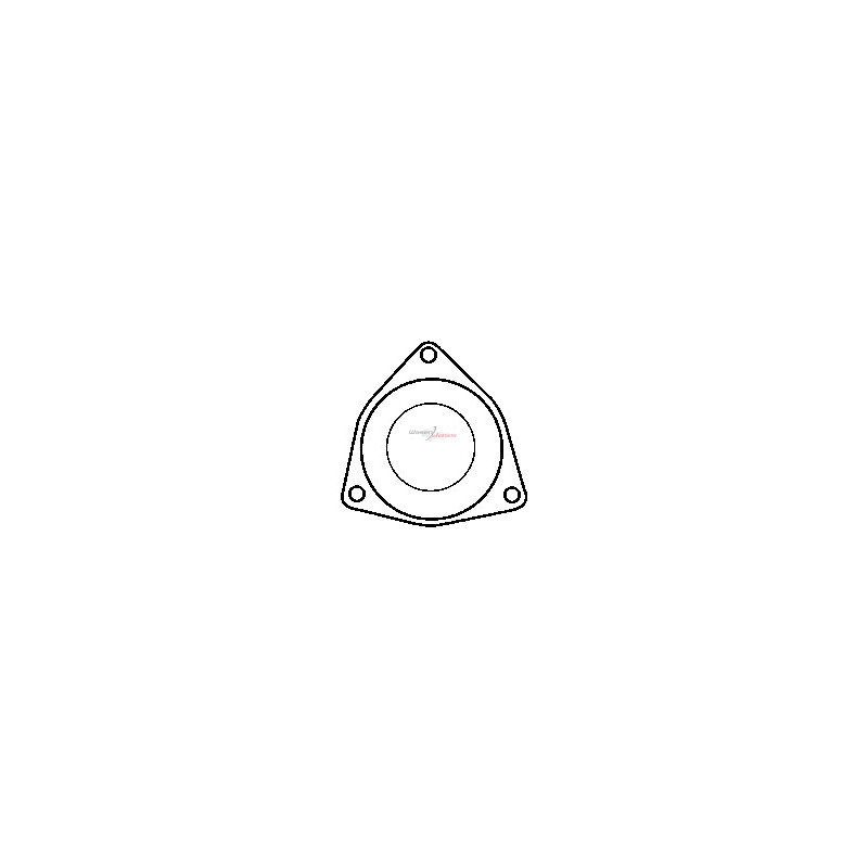 Solenoid for starter NIKKO 0-23000-6232 / 0-23000-6250 / 0-23000-6251