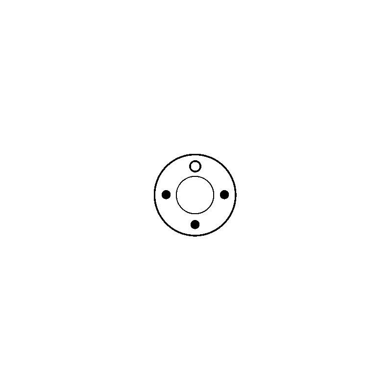 Contacteur / Magnetschalter für anlasser M001T73481A / M001T75381A / M002T10471 / M002T23081