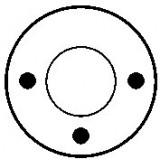 Magnetschalter für anlasser d10e66 / d10e72 / d10e74