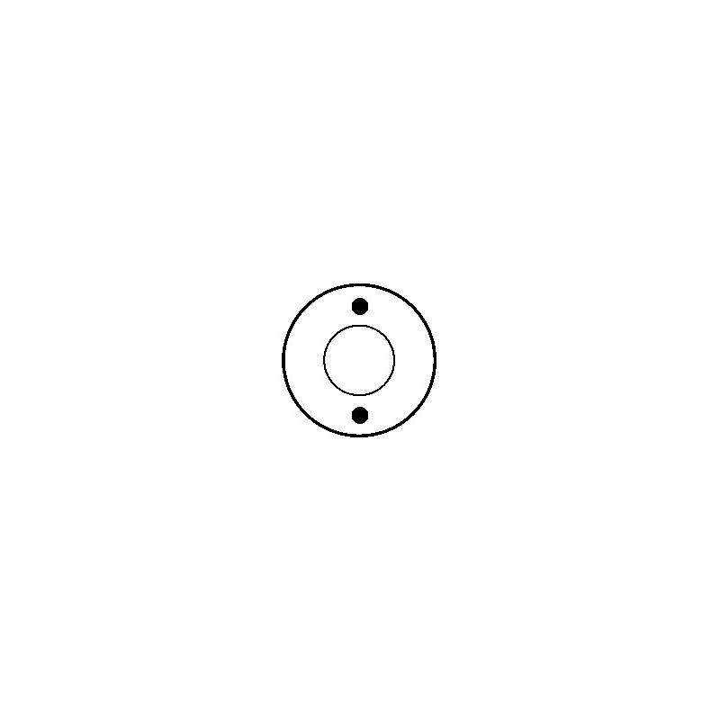 Contacteur / Solénoïde pour démarreur d9e104 / d9e40 / d9r90