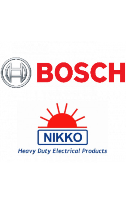 Set of brushes for BOSCH / NIKKO