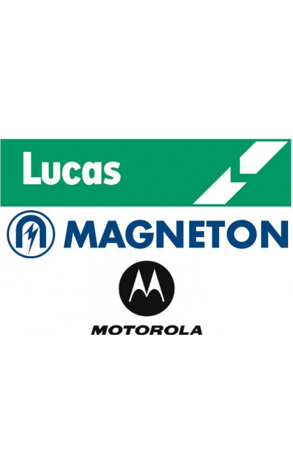 Alternator replacing LUCAS / MAGNETON / MOTOROLA