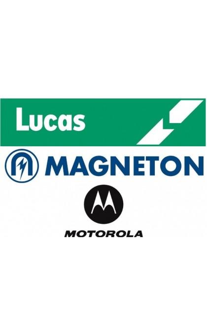 Lichtmaschinen ersetzt LUCAS
