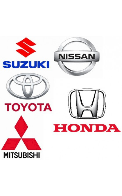 Alternateur pour SUZUKI / NISSAN / HONDA / MITSUBISHI / TOYOTA