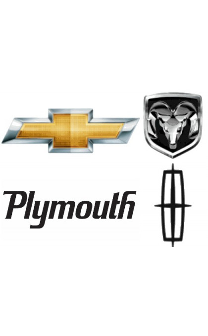 Démarreur pour Chevrolet / Dodge / Plymouth / Cadillac