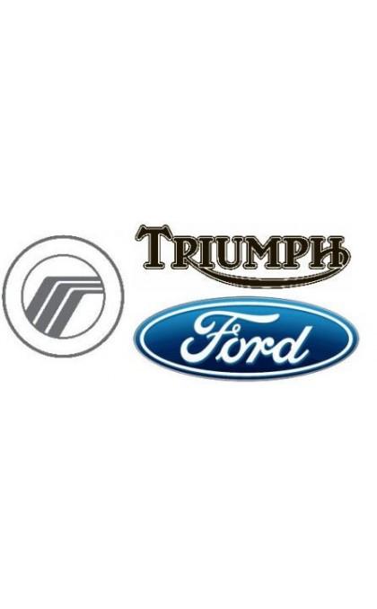 Démarreur pour Ford / Mercury / Triumph
