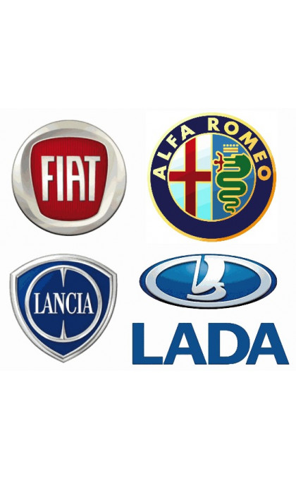 Démarreur pour FIAT / LANCIA / LADA / ALFA ROMEO
