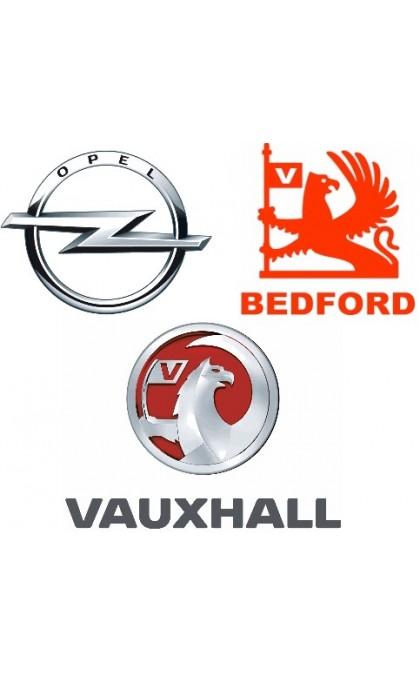 Démarreur pour Opel / Vauxhall / Bedford